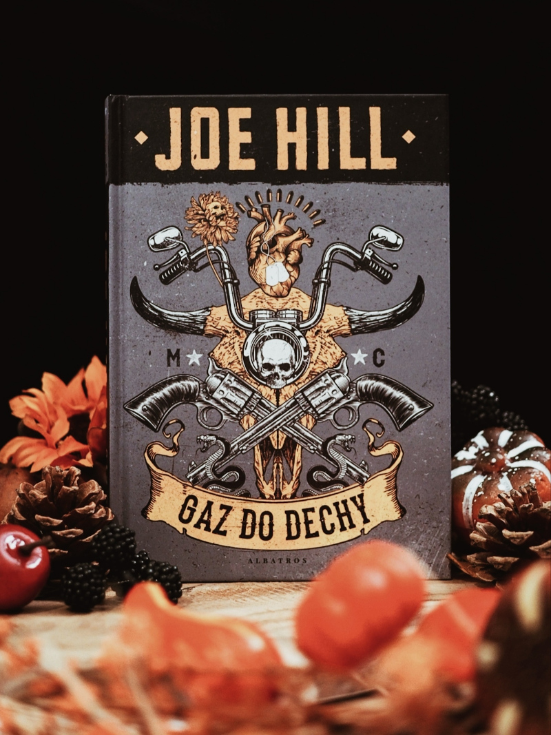 joe hill gaz do dechy