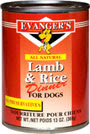 Picture of Evangers Classic Lamb and Rice Dinner Canned Dog Food