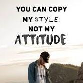 attitude sayari in hindi