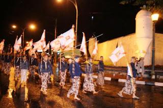 Tradisi Mubeng Benteng Jogyakarta