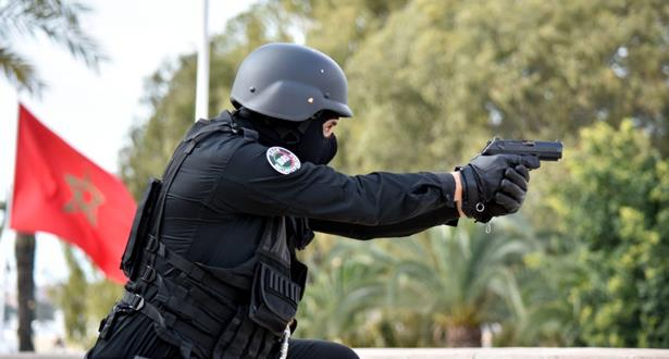 استعمال السلاح لتوقيف قاصر بسوق الأربعاء الغرب معروف بسوابقه