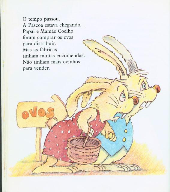 O coelhinho que não era de Páscoa Ruth Rocha