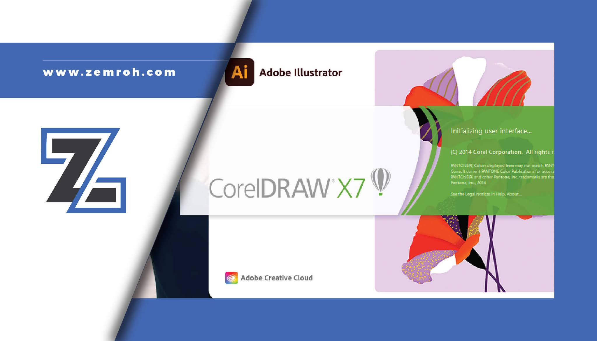 Importing Adobe Illustrator (AI), PhotoShop (PSD) and PDF files into CorelDRAW