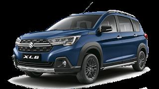 Sekilas Info Suzuki XL7 Sudah bisa Indent?