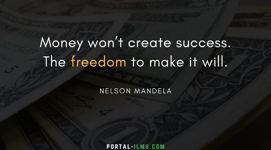 Kata Kata Bijak Nelson Mandela