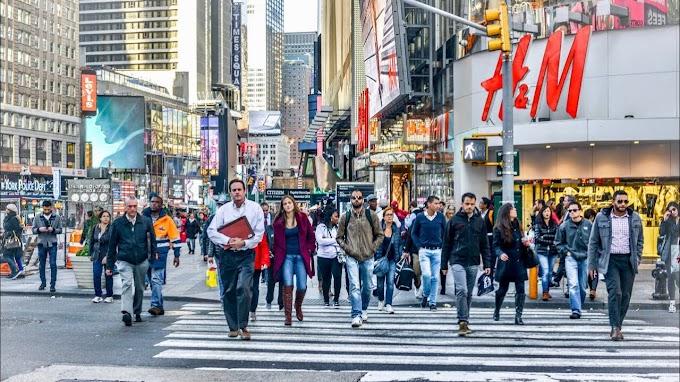 Neoyorquinos siguieron migrando a otros estados en 2019 y población se redujo en  un 0.4 por ciento