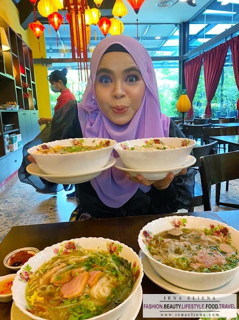 Rice Noodle Soup- Pho