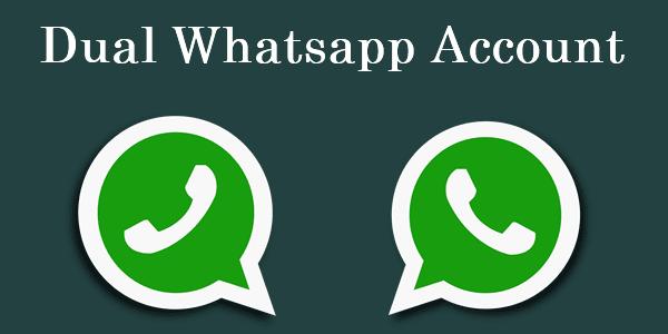 Cara Menggunakan Dual WhatsApp Pada Android
