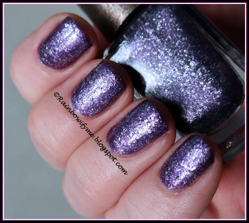 Barry M: Purple Frost