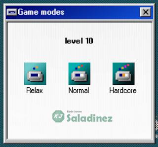 Macam-macam game mode di Progressbar95