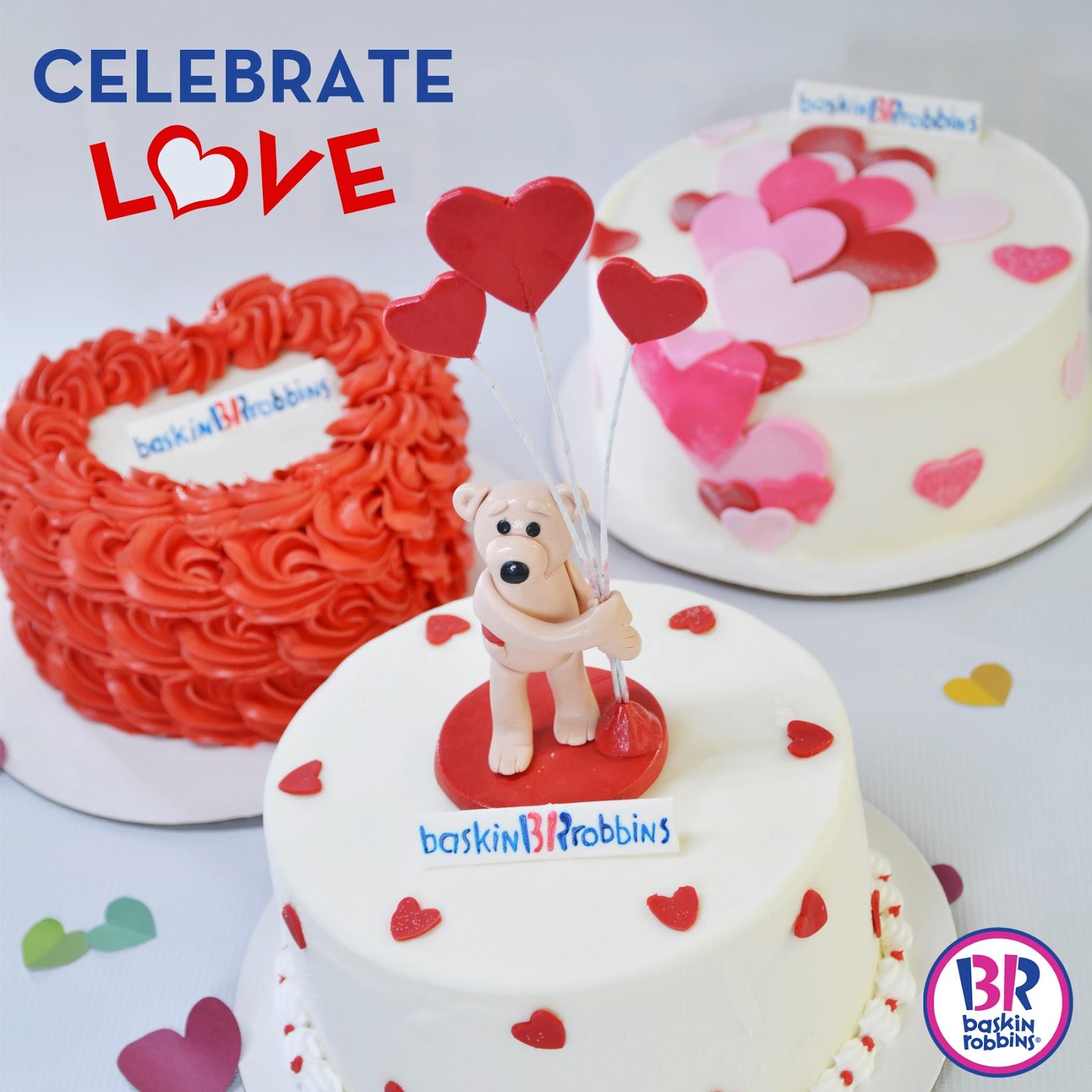 At Iba Pang Pangyayari Every Day Is Valentines Day With Baskin