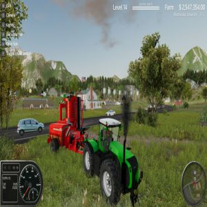 download professional farmer American dream pc game full version free