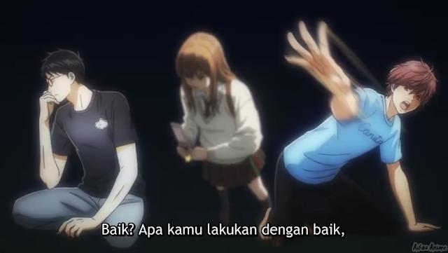 Chihayafuru Season 3 Episode 09 Subtitle Indonesia