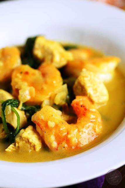 Shrimp Curry Coconut Milk - 3