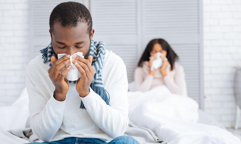 Προετοιμαστείτε για τη μάχη ενάντια σε κρυολόγημα και γρίπη