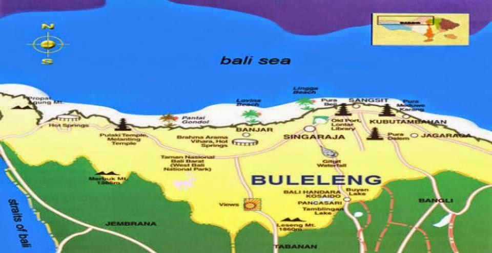 Objek Wisata Bali Utara (WiBaRa)