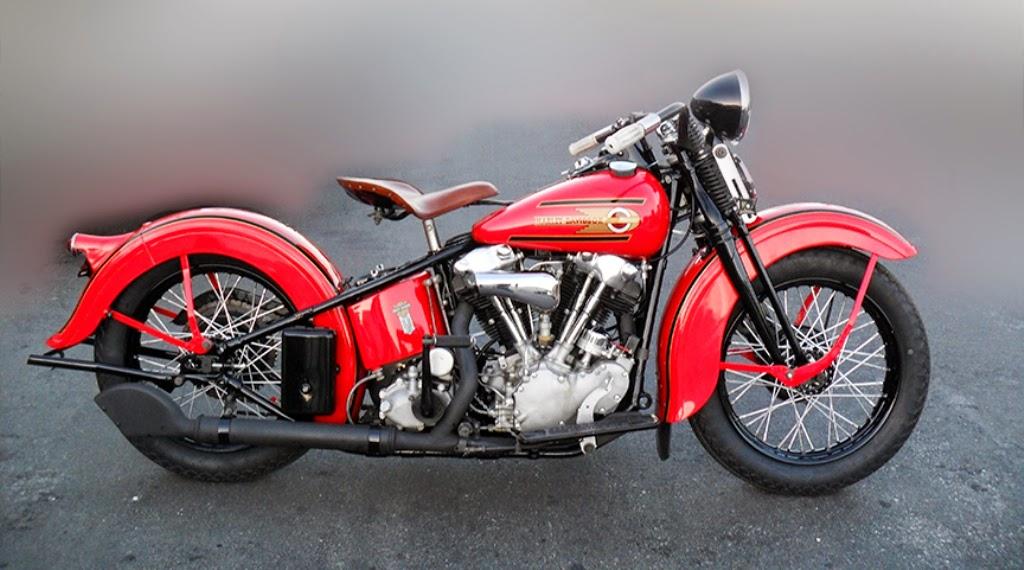 Harley Davidson: Harley Davidson Knucklehead