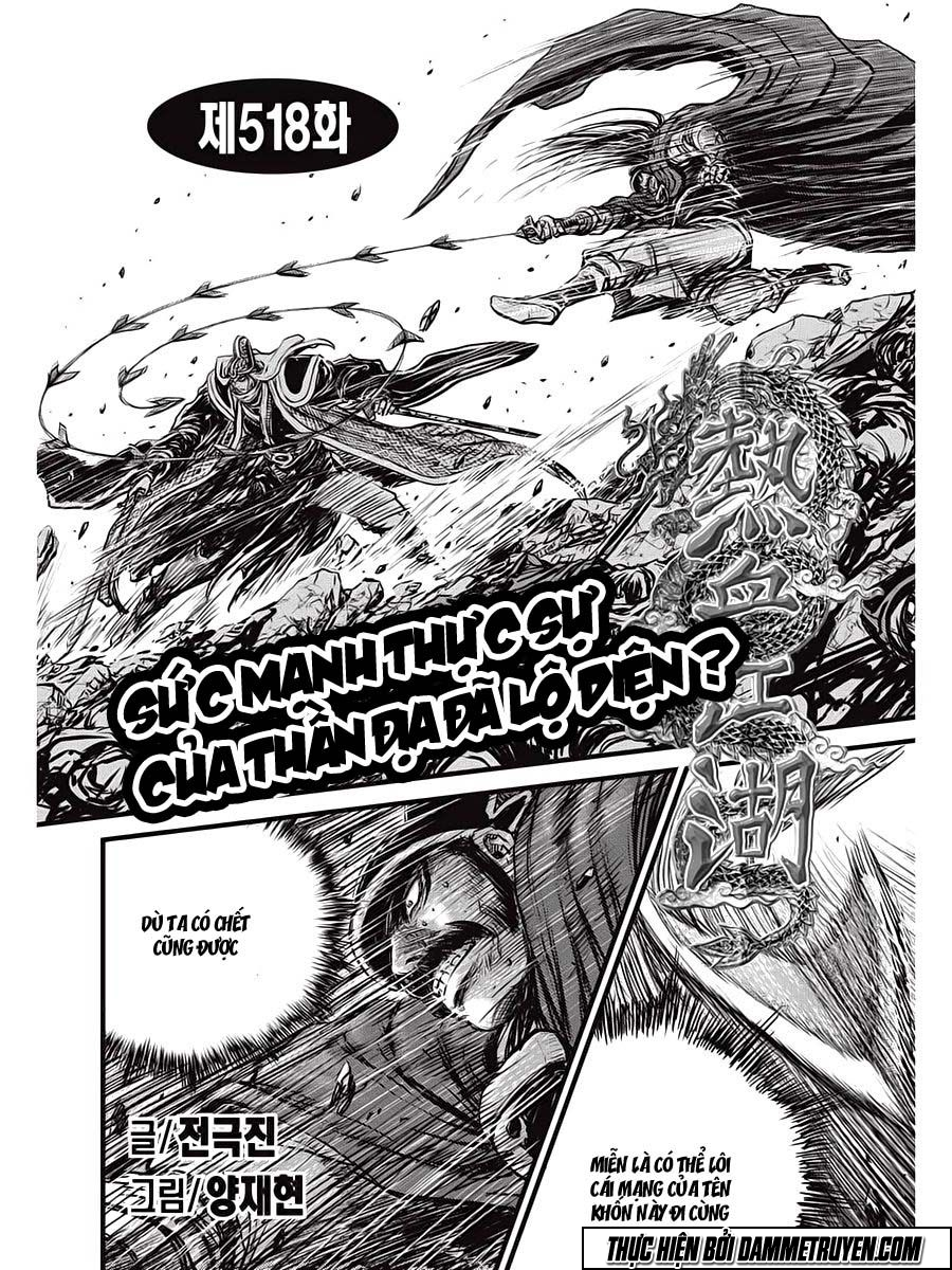 hiep khach giang ho ruler of the land chap 518