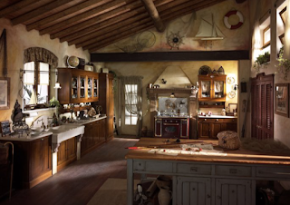 Country kitchen designs