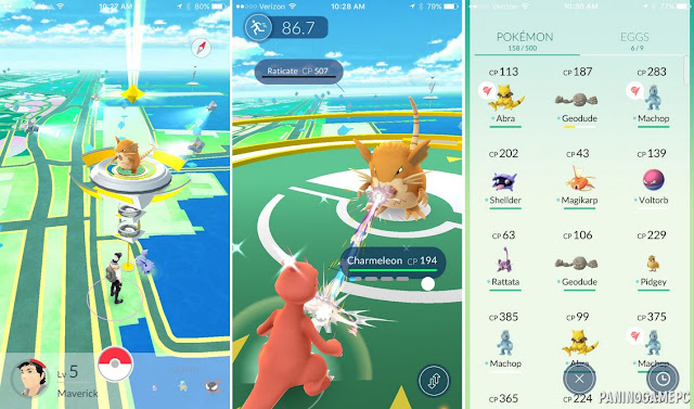 Download Pokemon Go APK MOD for Android
