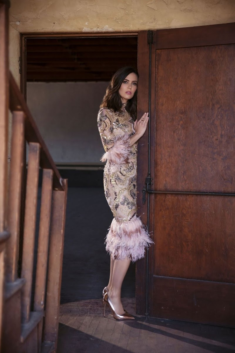 Mandy Moore Clicked for L'Officiel Australia Fashion Book - Fall 2020