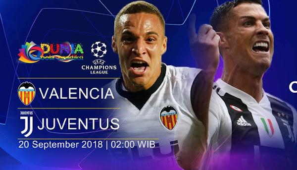 Nhận định Valencia vs Juventus: Thuyền ra biển lớn