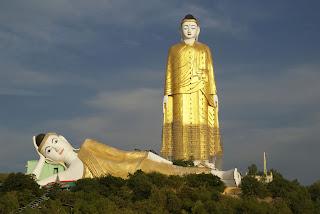 Buda de Laykyun Setkyar