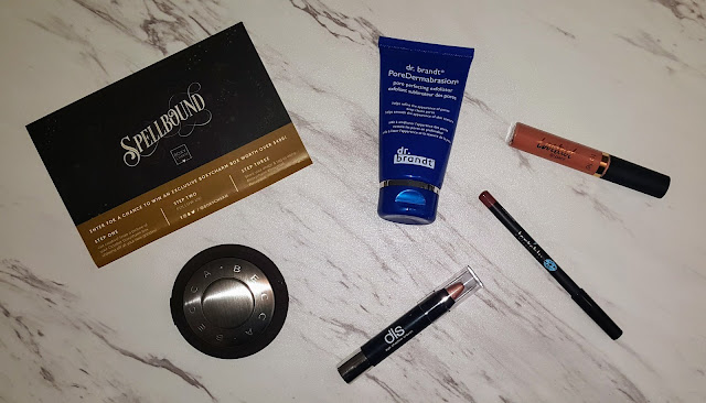 BoxyCharm Oct 2017