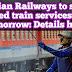 जानें किन-किन रूटों पर भारतीय रेलवे की ट्रेनें 12 मई से चलाई जाएंगी