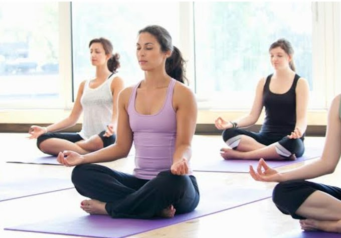 Yoga for women's health and fitness - askinfriend