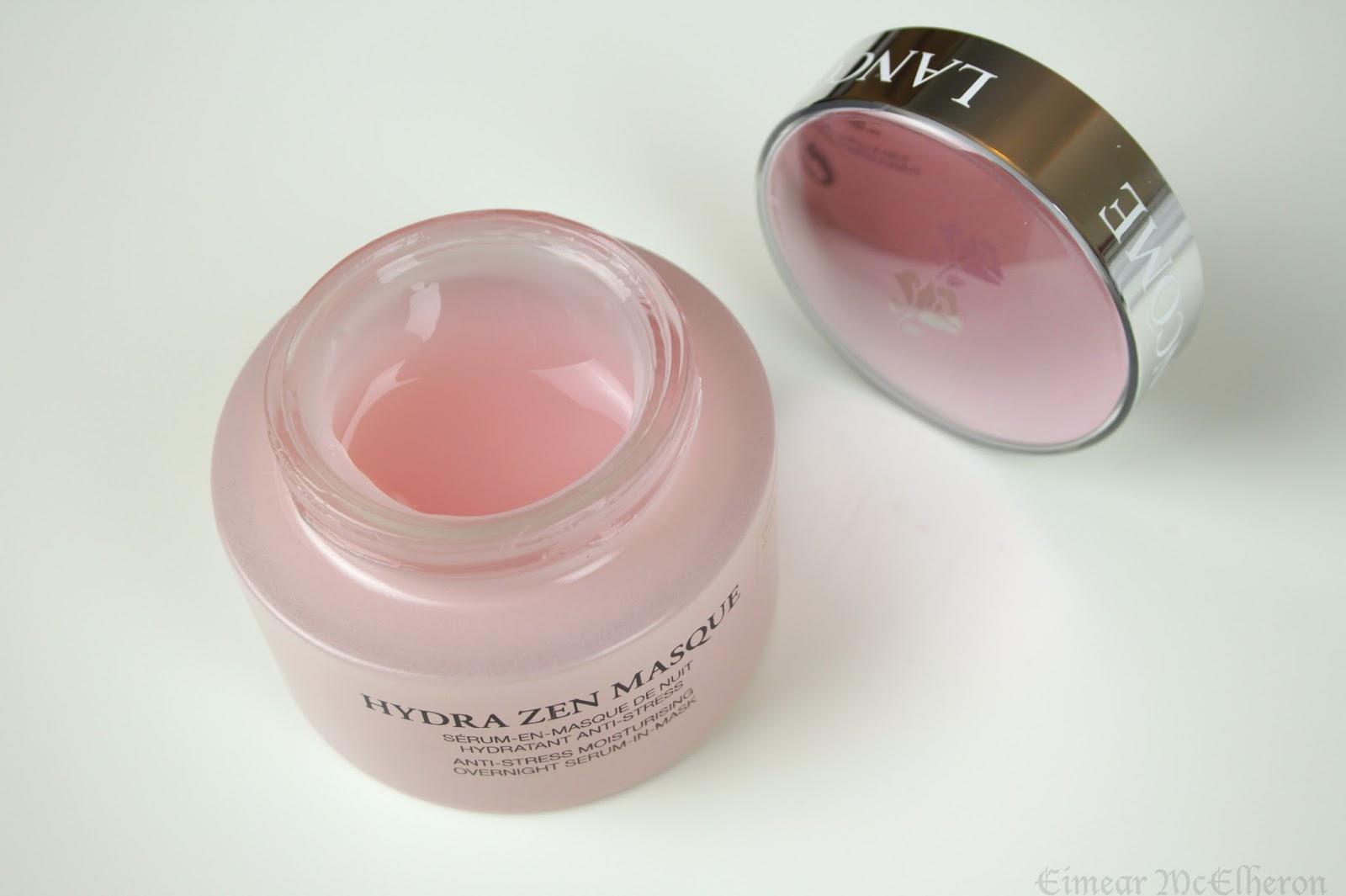 Lancome Hydra Zen Masque Anti Stress Moisturising Overnight Serum Lancme Cream Gel 50ml Guinot Rich Lift Firming 16oz
