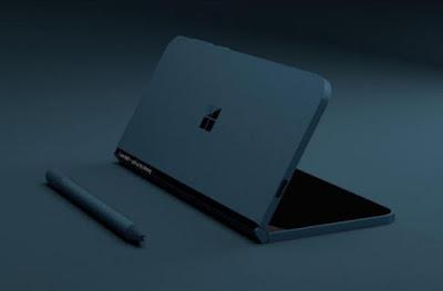 HP/Smartphone Terbaru Microsoft Surface Andromeda