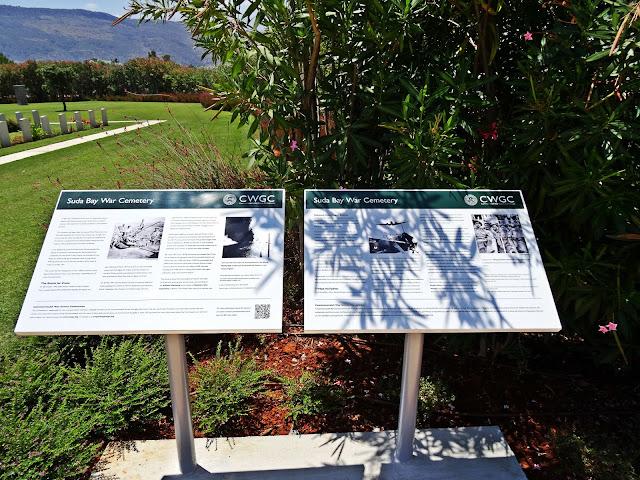 Cmentarz wojenny w Souda na Krecie