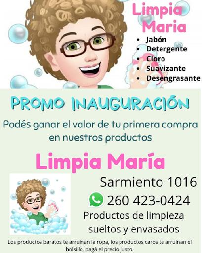LIMPIA MARÍA
