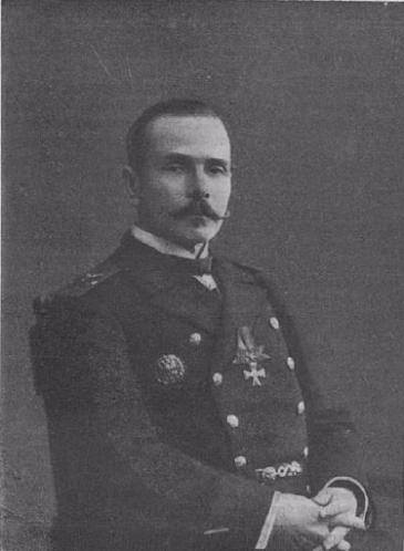 Михаил Владимирович Бубнов