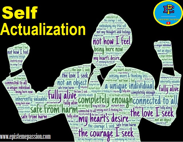 self identify maslow abraham self actualization psychological need social needs pyramid