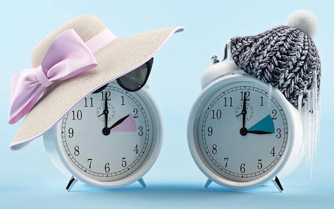 Η αλλαγή της ώρας και το πέρασμα στη θερινή ώρα 2021 πλησιάζει