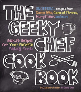 the geeky chef cover