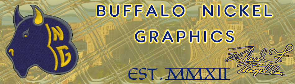 Buffalo Nickel Graphics