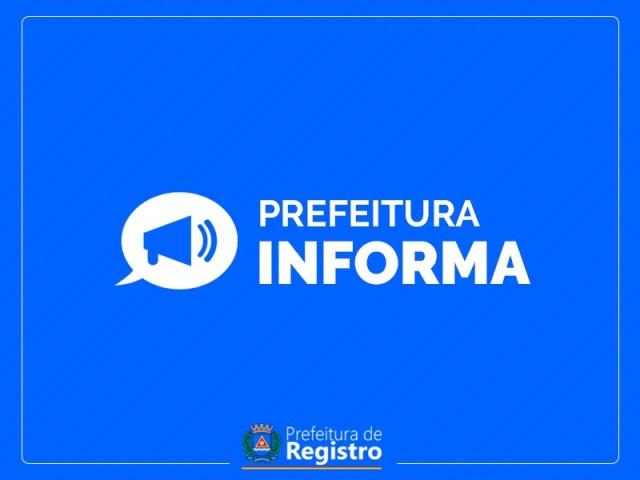 Atenção para Falso Agente da Prefeitura de Registro-SP
