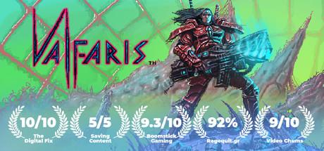 Critics praised Valfaris