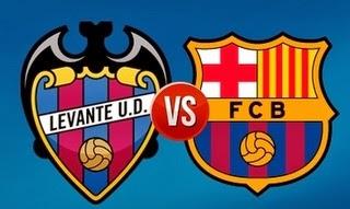 Levante vs Barcelona en Vivo