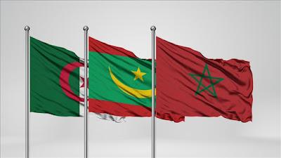 غياب الوعي القومي في تشخيص العلاقات البينية بين اقطار المغرب العربي الثلاثة: موريتانيا، والجزائر، والمغرب..