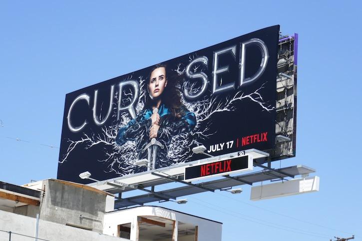 Cursed season 1 billboard