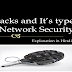 What is attacks in network security
