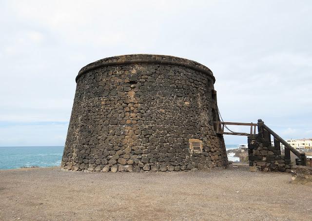 Castillo del Tostón, El Cotillo - Fuerteventura