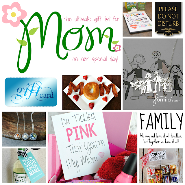 10 gifts every mother wants for Mother's Day!
