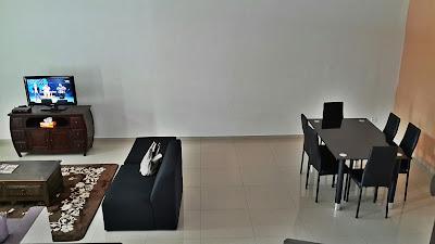 Ruang Makan Oh My Melaka Homestay
