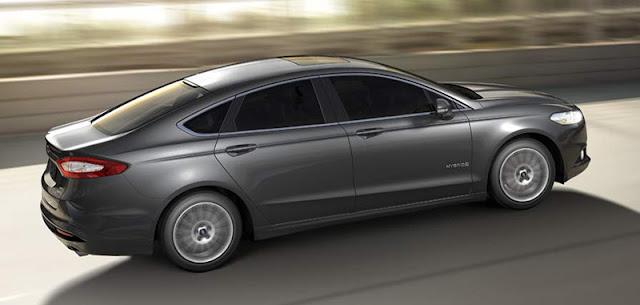 como funciona Ford Fusion Hybrid