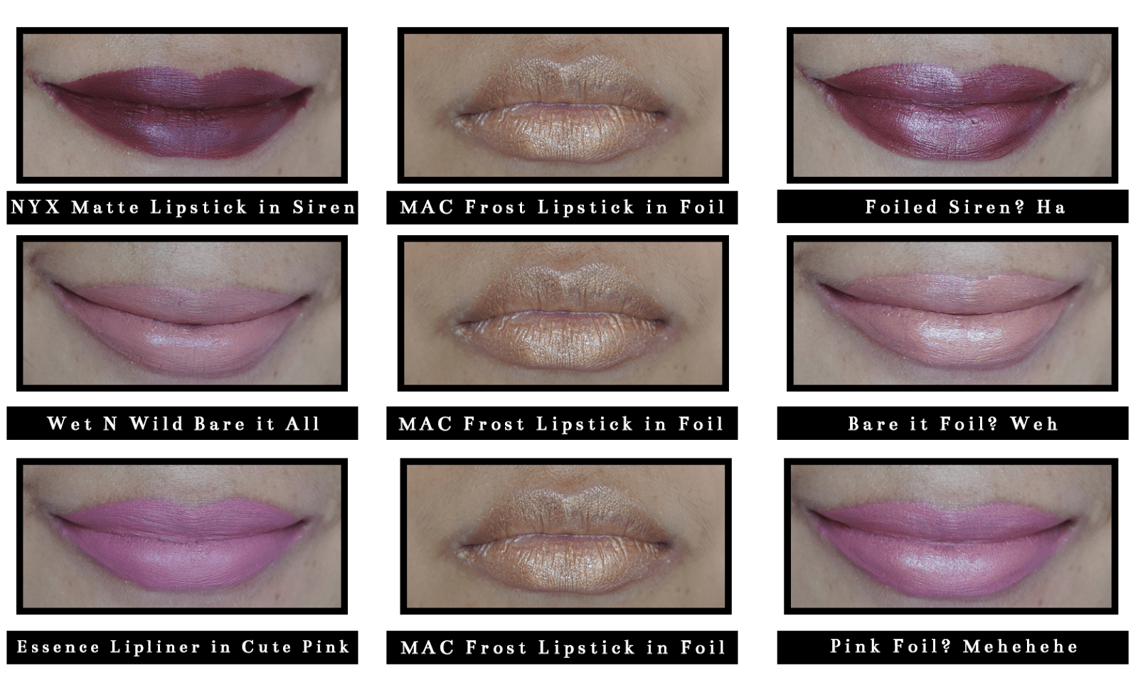 mac foil combo swatches min